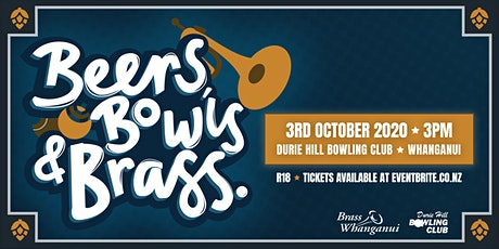 Beers, Bowls & Brass tickets