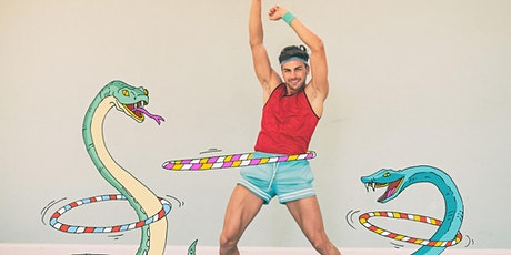HulaHoopFit for beginners - by Hidden Gym tickets
