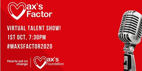 Max's Factor 2020 tickets