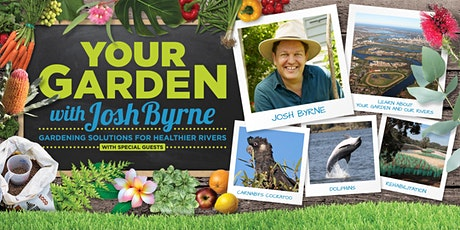 Your Garden with Josh Byrne - St Leonards and Surrounds tickets
