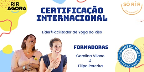 Líder / Facilitador de Yoga do Riso - Certificação Internacional tickets