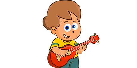 Kids' Ukulele Course - Pre-intermediate (AGED 7 AND ABOVE) tickets
