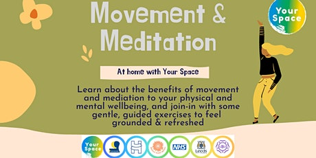 Movement and Meditation tickets