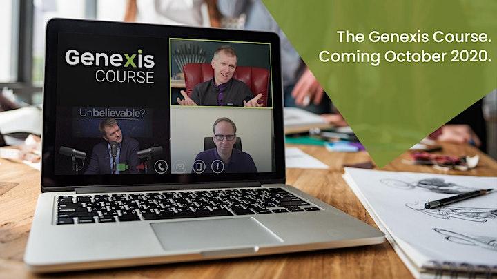 Genexis Course 2020 image