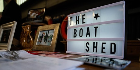 The Boat Shed Wedding Fair tickets