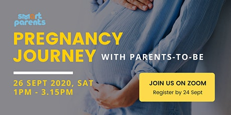 Pregnancy Journey with Parents-to-be by SmartParents tickets