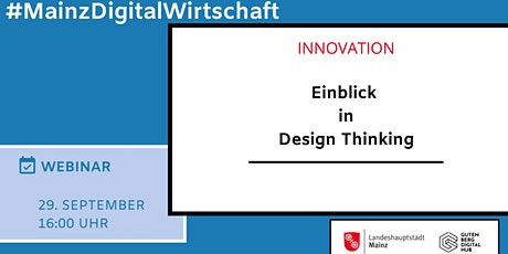 Einblick in Design Thinking Tickets