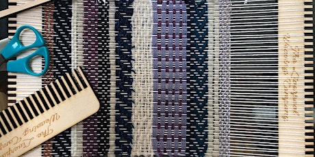 Hand Weaving with Kirsty Jean at Knit Works, London tickets