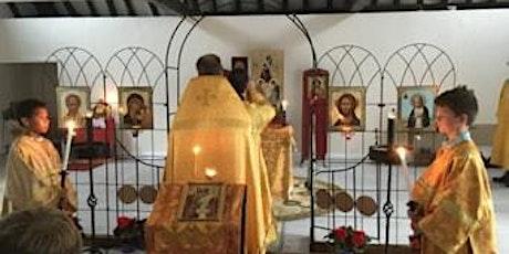 Midweek Divine Liturgy tickets