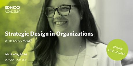 Strategic Design in Organisations tickets