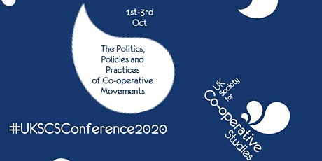The Politics, Policies and Practices of Co-operative Movements tickets