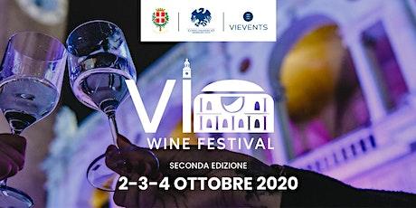 ViWine Festival - 2° edizione 2020 biglietti