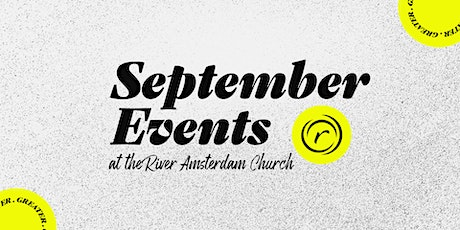 River Amsterdam - September Events tickets