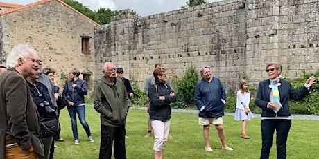 JEP - Visite guidée de l'abbaye de la Grainetière billets