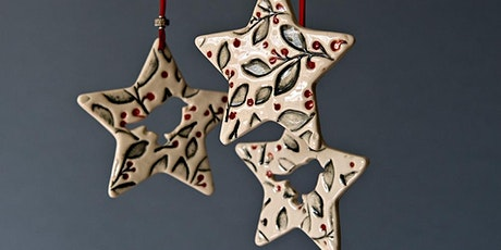Copy of Campo de Flori  Christmas Workshop- Ceramic Ornaments tickets
