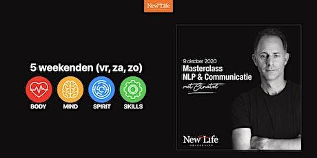 Masterclass NLP & Communicatie tickets