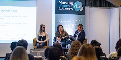 Nursing Times Careers Live North & Scotland 2020 - virtual job fair tickets