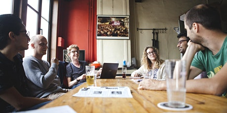 Co-Searching: co-working voor werkzoekenden tickets