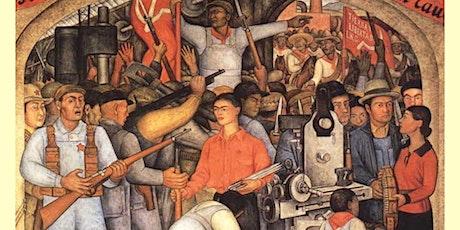 TOUR EN VIVO ONLINE : El Movimiento Muralista Mexicano tickets