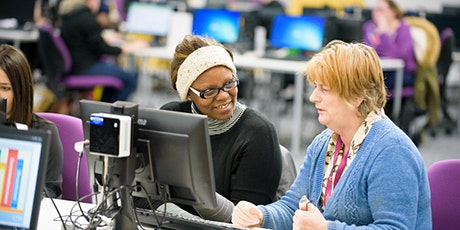 Book a Computer in the Learning Resource Centre tickets