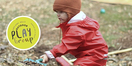 Monday 12th October  - Adelaide Hills Outdoor Playgroup tickets