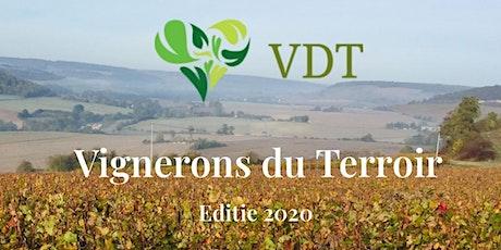 Vignerons du Terroir 2020 (Consumenten) tickets