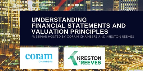 Understanding financial statements and valuation principles tickets