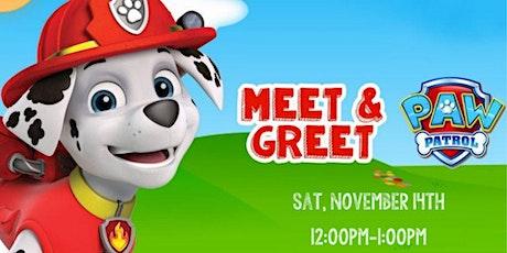 FREE Marshall Meet & Greet With JBF Antioch/Concord tickets