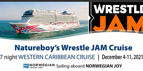 Nature Boy's Wrestle JAM Cruise tickets