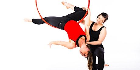 Aerial Hoop Beginners Intensive Instructor Training tickets