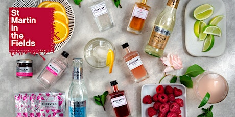 Virtual Gin Tasting for St Martin's tickets