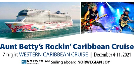 Aunt Betty's Rockin' Caribbean Cruise tickets