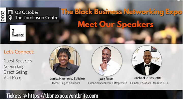 The Black Business Networking Expo image