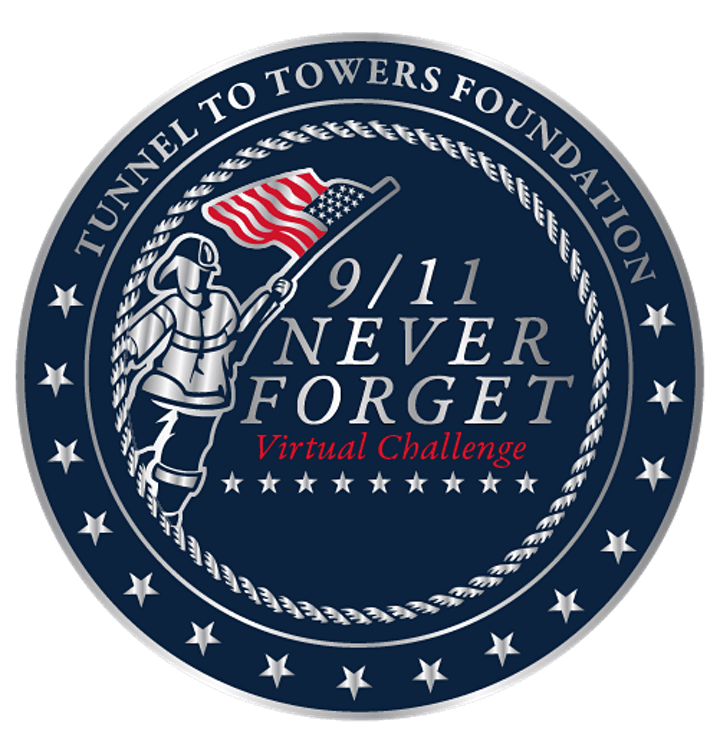 Tunnel to Towers: Never Forget Virtual Challenge image