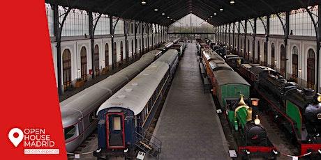 OHM2020 - Estación de Delicias Museo del Ferrocarril entradas