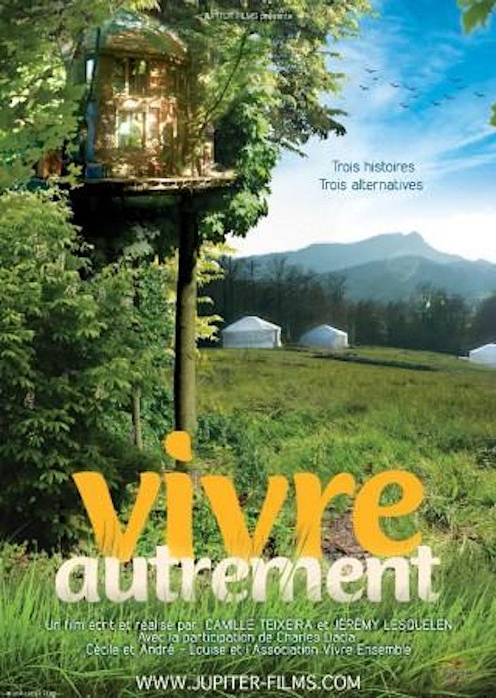 """Image pour Cycle - Documentaires pour un monde en transition : """" VIVRE AUTREMENT """""""