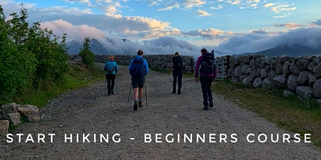 Start Hiking- 1 day beginner basics course - the dos & don'ts tickets
