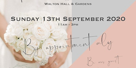 The Wedding Party at Walton Hall & Gardens tickets