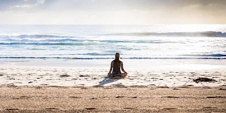 Surfer sur la vague pour traverser le stress billets