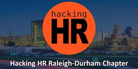 Hacking HR Raleigh-Durham Chapter tickets