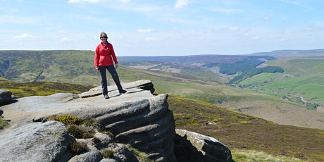 Stanage Edge, Robin Hood's Cave and Higger Tor: Women's Guided Walk tickets