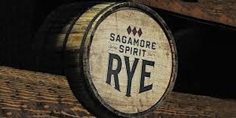 Discover Sagamore Spirit Rye tickets