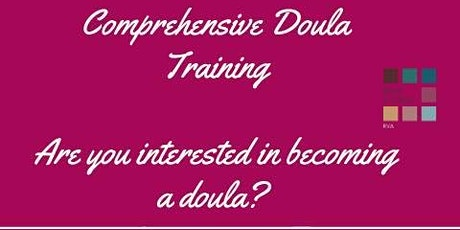 Comprehensive Doula Training tickets