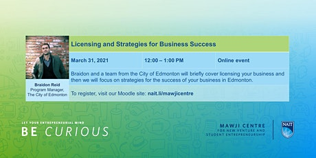 Winning Strategies for Startups with the City of Edmonton tickets