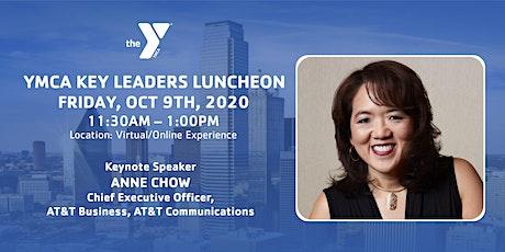2020 YMCA Key Leaders Luncheon tickets