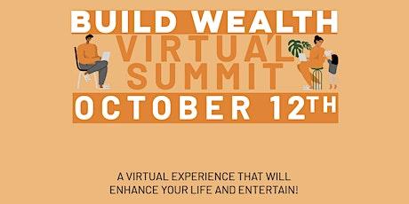 Build Wealth Virtual Summit tickets