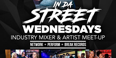 IN DA STREETZ WEDNESDAYS !! at CAFE CIRCA on EDGEWOOD AVENUE tickets