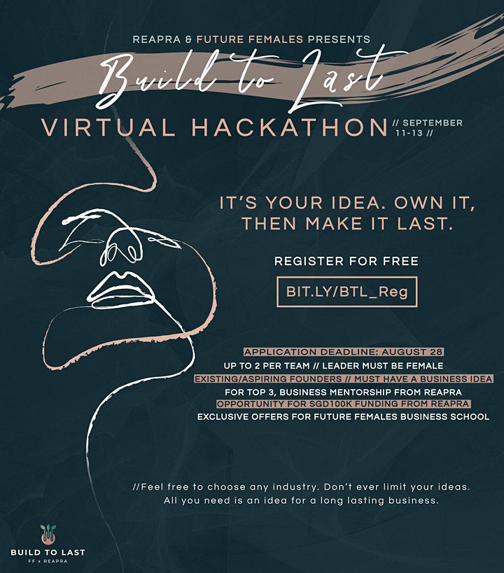 Aligning Your Values With Your Business Workshop - Build To Last Hackathon image