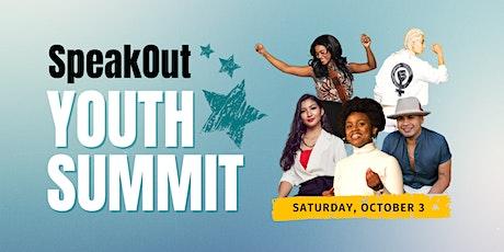 SpeakOut Youth Summit tickets