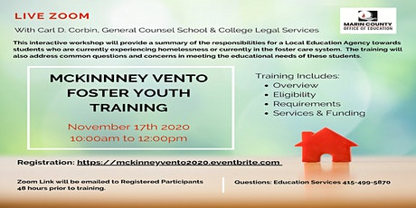 McKinney Vento Training